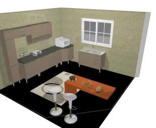 Meu projeto - cozinha