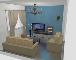 Sala de estar Reformulada