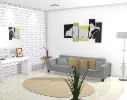 Sala de estar - Oficinna