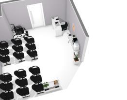 Livia sala de espera consultorio