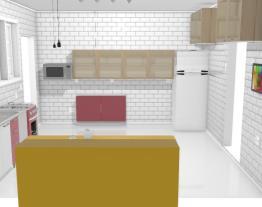 Cozinha - Meu projeto ape novo