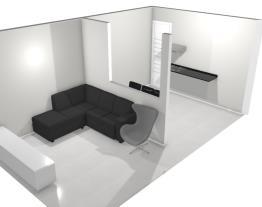 Meu projeto no Mooble sala/cozinha