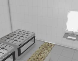 Cozinha Hospital da Criança - Kayo Brito