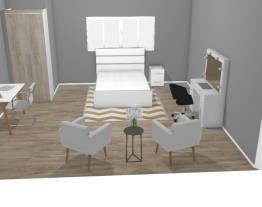 Projeto quarto da Manu