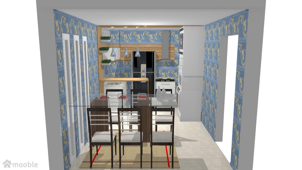 Cozinha (ref. amarela) Michel