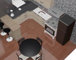 projeto da minha cozinha