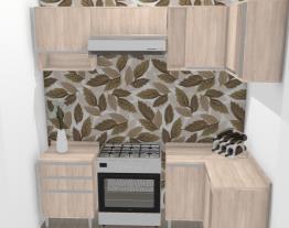 auzileia cozinha