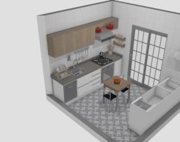 nova cozinha madesa