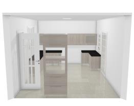 cozinha solaris com tampos
