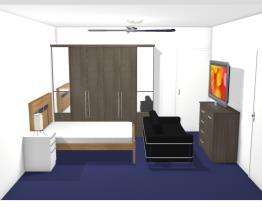 projeto quarto do thalys