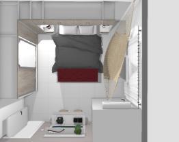 Missilene - dormitorio casal 1