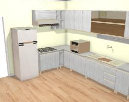 cozinha Mari Santin