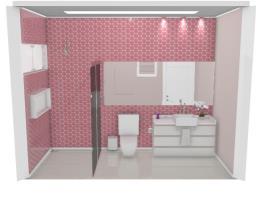 Banheiro de menina - Graziela Lara