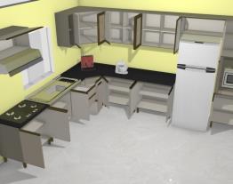 cozinha jefinho