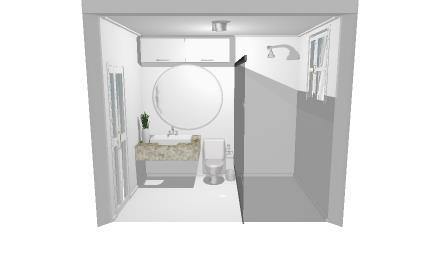 banheiro da sala