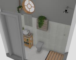 banheiro alugado