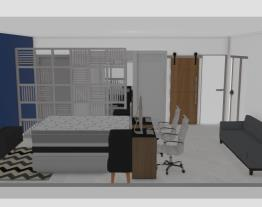 Loft - quarto