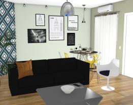 Living Room 1- Modern