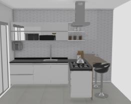 Projeto cozinha
