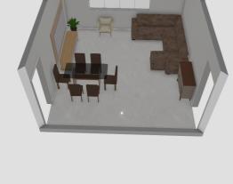 Sala de Estar/Jantar 2