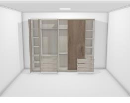 Talita dormitorio 3 mts