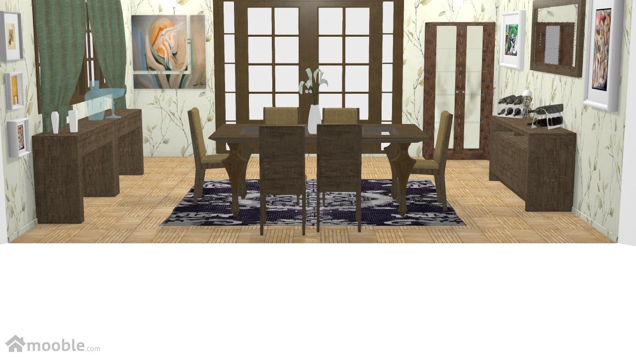 minha sala Jantar 35