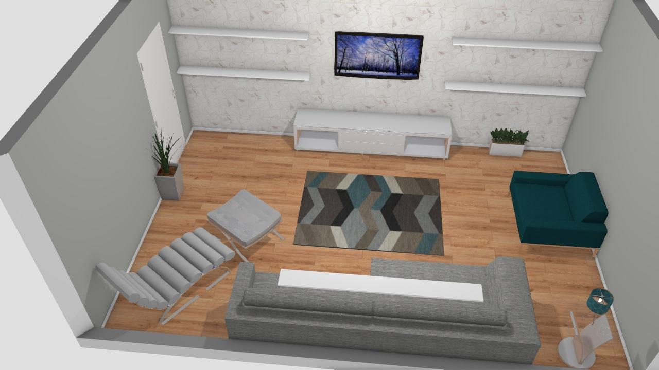 sala contemporanea