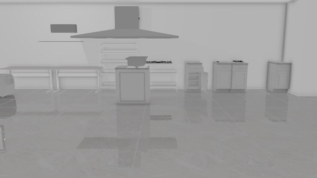 test kitchen