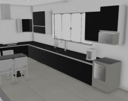 Cozinha Gisa