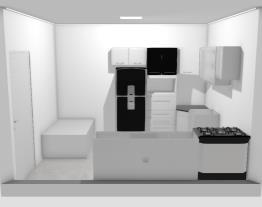 Casa Nova - Cozinha 2 andar