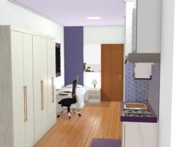 Dormitório Isadora