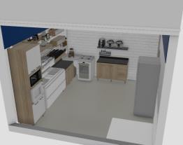Nova cozinha SR