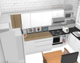Cozinha cooktop