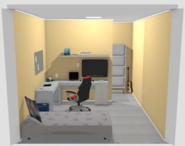 Projeto - Meu quarto