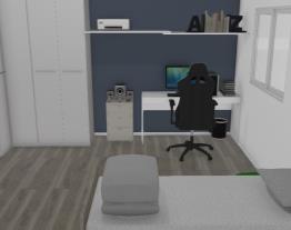quarto do Léo