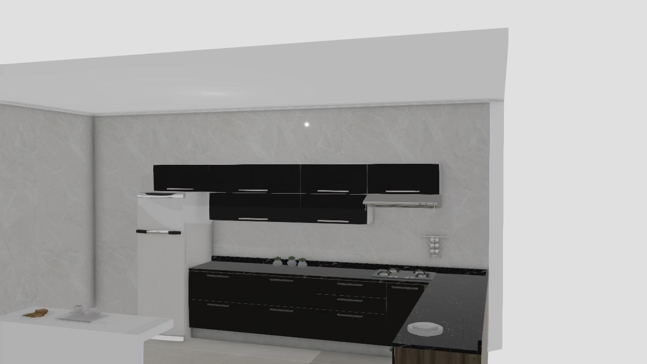 Meu projeto Itatiaia dandara65674 com cooktop