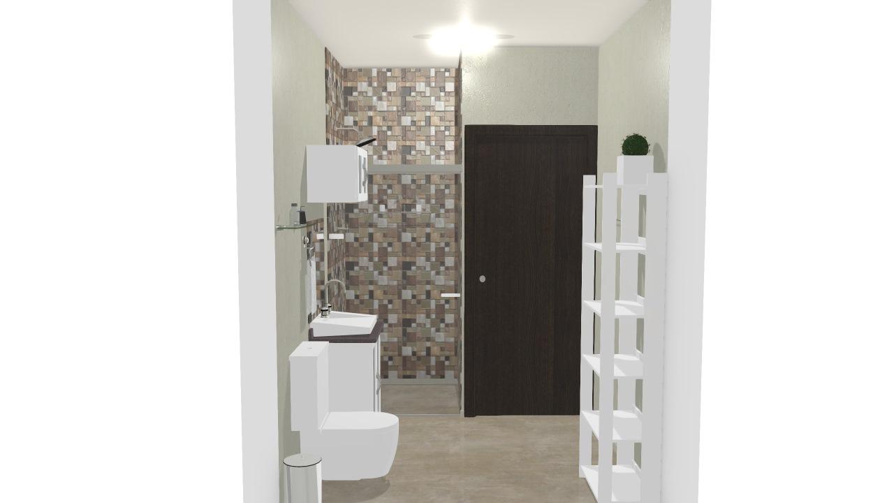 Banheiro Isadora