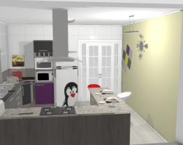 cozinha 2º modelo