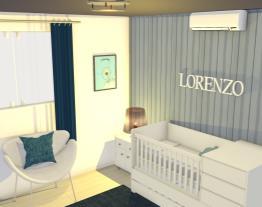 Quarto bebê Lorenzo