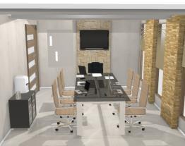 Projeto - Sala de reuniões