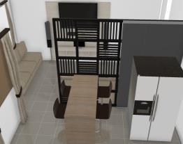 sala cozinha - anuketh