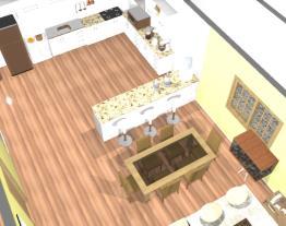 Meu projeto de sala de estar Politorno