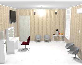 primeira sala maquiagem