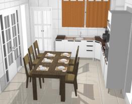 Minha cozinha Belissima