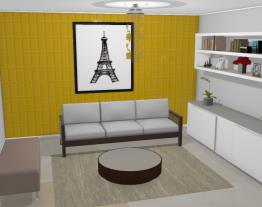 Projeto - Sala de Estar