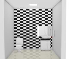 banheiro espetinho