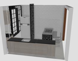 Cozinha na frente 2