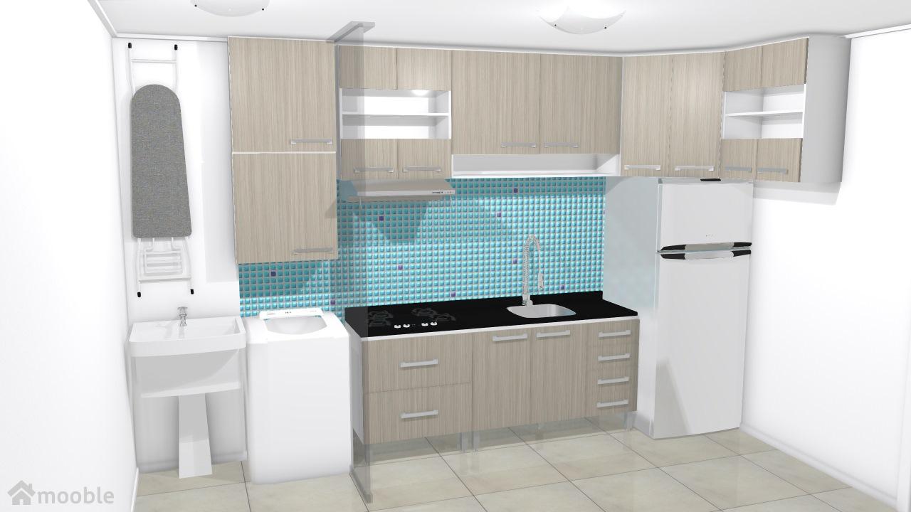 Cozinha Mike