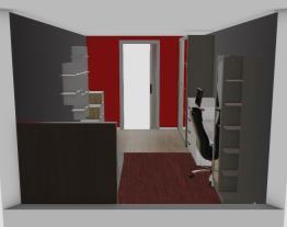 quarto casa nova