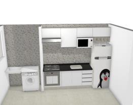 Projeto de cozinha 1